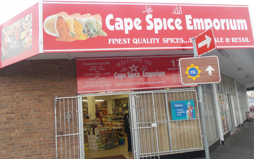Cape spice emporium